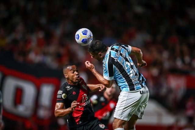 Grêmio afundando no rebaixamento